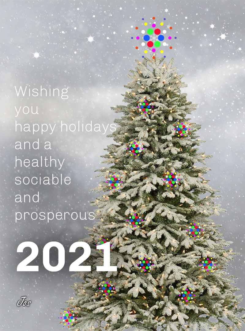 Happy 2021 from staking4ADA.org